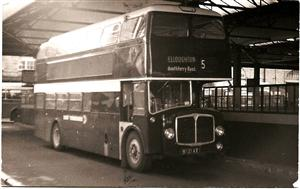 721, AEC Bridgemaster 9721 AT